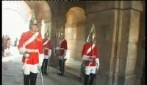 Horse Guards Parade - Cambio della Guardia (Dismounting Ceremony)