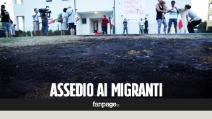 """Treviso, assalto al centro per migranti: """"Abbiamo dato fuoco alle loro cose"""""""