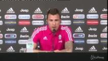 "Mandžukić: ""Juve grande squadra, Buffon idolo"""