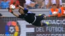 Porto-Valencia, Casillas riesce quasi a bloccare il rigore