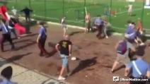 Scontri tra ultrà prima dell'amichevole Bologna-Spezia: sprangate e feriti