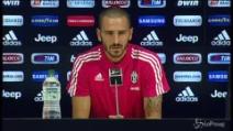 """Juventus, Bonucci: """"Rinnovo è motivo di gratificazione e responsabilità"""""""