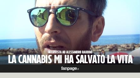"""Malato di sclerosi multipla: """"La cannabis mi ha salvato la vita"""""""