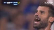 Insulti di Nocerino dopo il gol al Sassuolo, a chi erano diretti?