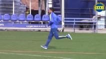Boca Juniors, Carlos Tevez si allena da solo