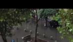 Maltempo, pioggia e allagamenti a Salerno