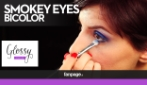 Smokey Eyes Bicolor, il make-up semplice e di grande effetto