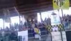 Arzignano-Parma: i ducali debuttano in Serie D, i tifosi li accolgono così