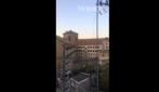 Nel carcere di Regina Coeli si festeggia la vittoria della Roma sulla Juventus