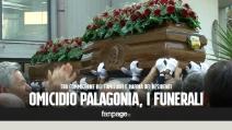 Omicidio Palagonia, i funerali dei coniugi tra commozione e rabbia