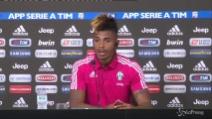 """Lemina: """"Ho scelto la Juve perché è un top club"""""""