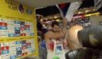 Mirotic strappa la bandiera serba agli Europei dopo la sconfitta con l'Italia