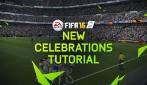 FIFA 16, come fare le nuove esultanze? Dal passo di salsa, alla scivolata sulle ginocchia