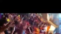Messi decisivo contro l'Atletico Madrid: segna e i tifosi lo osannano al Vicente Calderon