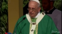"Cuba, Papa Francesco: ""Proteggiamo i più deboli, ce lo dice Gesù"""