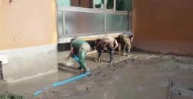 Emergenza maltempo a Piacenza: interviene l'Esercito