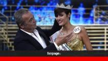 """Amendola sulla gaffe di Miss Italia 2015: """"E' stata stupida perché ha fatto una battuta sbagliata"""""""