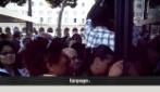 Metro A cade controsoffitto, caos a Termini