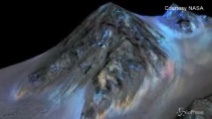 La Nasa conferma: su Marte c'è acqua salata