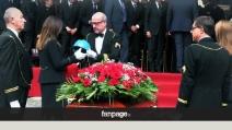 Addio a Pietro Ingrao: l'ultimo saluto in piazza Montecitorio