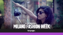 La mia prima volta... alla Milano Fashion Week