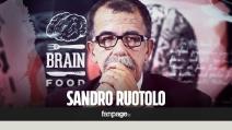 """Sandro Ruotolo a Brainfood: """"Sono stato tra i migranti, la loro dignità è incredibile"""""""