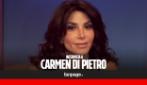 """Carmen Di Pietro: """"Vivo con 3000 euro, ho 2 appartamenti ma compro al mercatino"""" (INTERVISTA)"""
