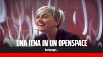 "Nadia Toffa: ""Nel mio 'Openspace' vorrei Papa Francesco"""