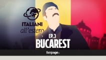 BUCAREST - Italiani all'estero ep.3 seconda stagione