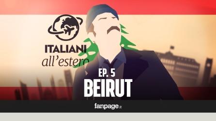 BEIRUT - Italiani all'estero ep.5 seconda stagione