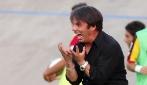 """""""Siete delle m... vi scanno"""". Capuano si scaglia contro i calciatori dell'Arezzo"""