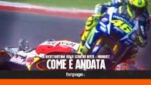 MotoGp, Rossi vs Marquez: la verità sul contatto di Sepang