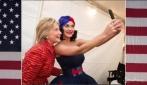 Hillary Clinton è social: dopo Kim Kardashian, ecco il selfie con Katy Perry