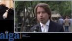 Alfonso Quarto candidato presidenza Giovani Avvocati Aiga ottobre 2015