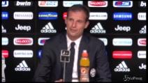 """Allegri: """"A Empoli sfida importante, dobbiamo vincere la seconda gara consecutiva"""""""