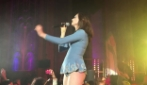 Sophie Ellis-Bextor canta Get Over You
