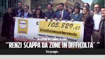 """M5S ricostruisce una scuola nel Sannio, Di Maio: """"Renzi scappa dai territori in difficoltà"""""""