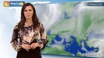 Previsioni meteo per venerdì 20 Novembre