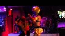 """Eventi aziendali Sangre Latino """"musicisti live e ballerini di altissimo livello"""""""