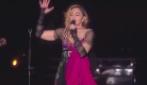 Giornata mondiale dell'AIDS, il toccante discorso di Madonna durante il concerto di Londra