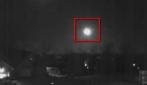 Meteora nel cielo dell'Ohio: ecco le spettacolari immagini