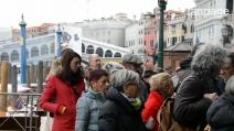 Venezia e l'Italia si stringono attorno alla bara di Valeria Solesin