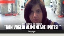 """Caso Panarello, Piera Maggio: """"Mi disse di Denise, non è stata una cosa bella"""""""