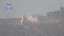 Jet russo abbattuto, i ribelli siriani colpiscono l'elicottero di soccorso