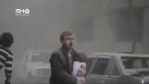 Siria, bombe su Douma: colpita anche una scuola, morti 10 bambini