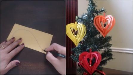 Alberi di natale 2013 idee e tendenze per decorazioni - Decorazioni con cartoncino ...