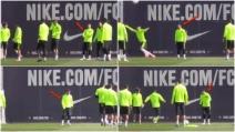 Barcellona, tutti sono in movimento ma Messi resta immobile