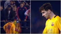 Contestazione a Messi, l'argentino risponde ai tifosi del Valencia