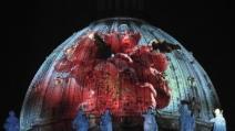 Giubileo, Fiat Lux: il video integrale della proiezione del Creato su San Pietro