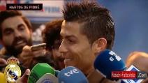 """Cristiano Ronaldo su Piqué: """"Non rispondo, perché devo dargli notorietà?"""""""